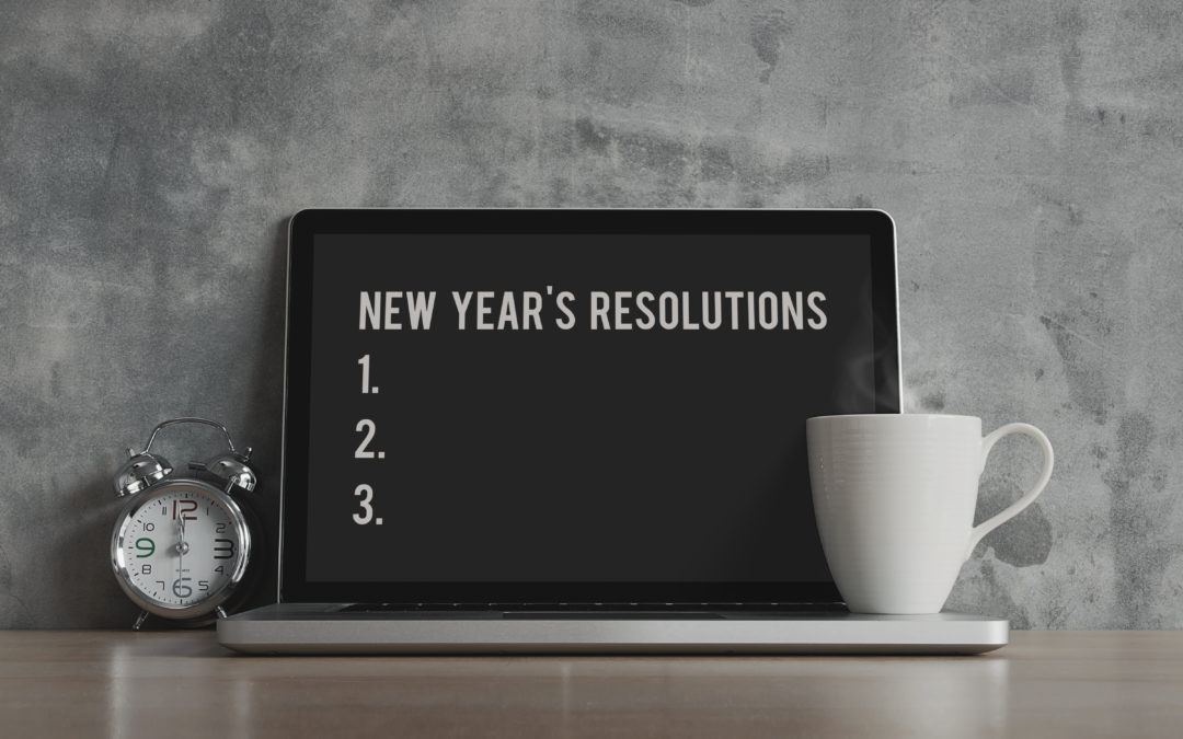 Did You Make Your New Years Resolutions?